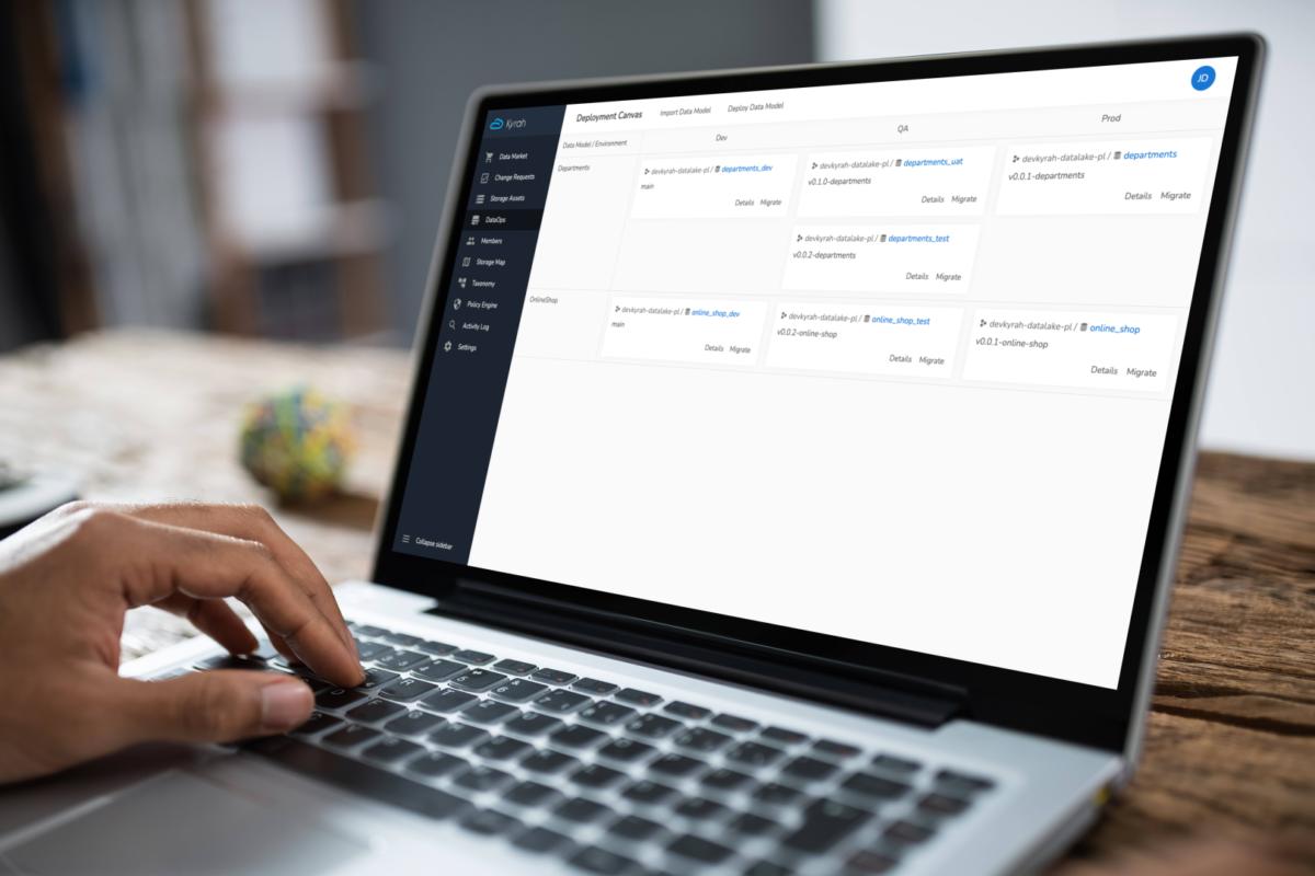 Kyrah is a data governance solution